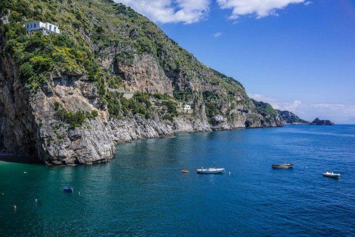Coast from Onda Verde
